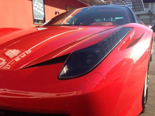 Ferrari F458 Italia3