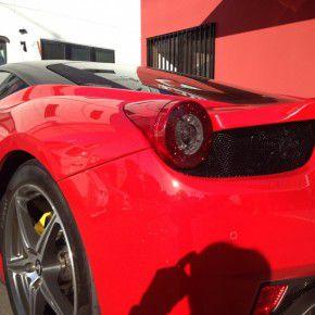 Ferrari F458 Italia4