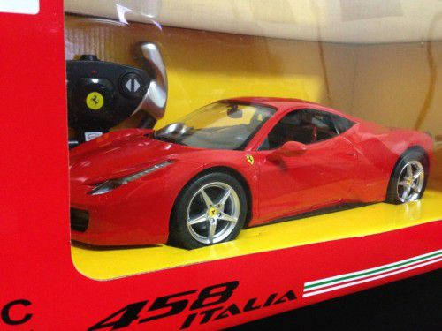Ferrari F458 Italiaおもちゃ